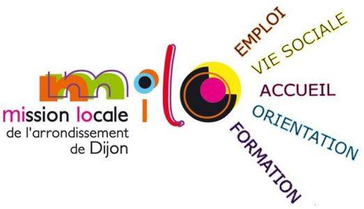 Logo de la mission locale de l'arrondissement de Dijon